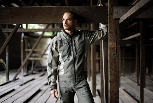 Mode-Fotografie für die deutsche Niederlassung eines international führenden  Bekleidungshersteller für Sicherheitsbekleidung, Standort Hilden